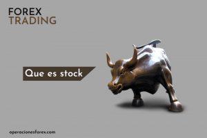 Que-es-stock